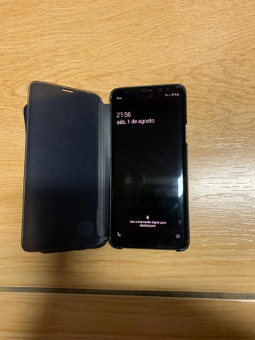 Samsung s9+ Plus 128GB Seminovo - Foto 6