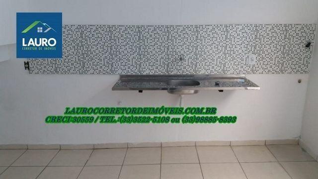 Apartamento térreo com 03 qtos no Grão Pará - Foto 4
