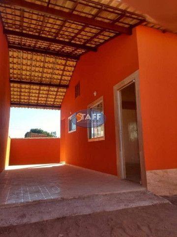 KA- Casa na Planta e com 2 quartos e suíte, em Condomínio, por R$ 100.000 - Unamar - Foto 7