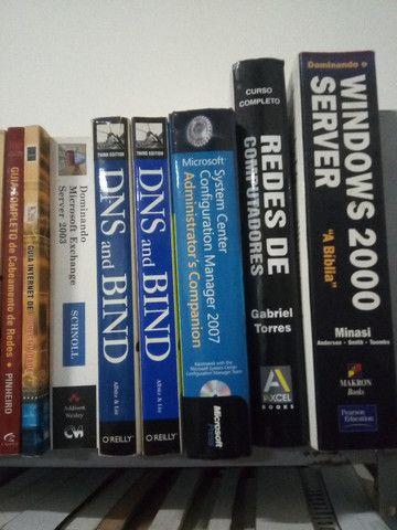 Livros de Redes e Segurança da Informação -valor unitário - Foto 3