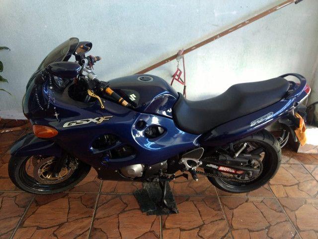 Suzuki Gsx750F - Foto 6