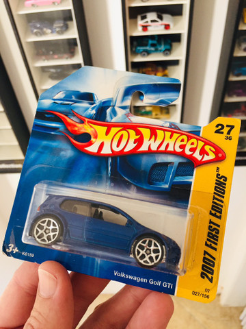 Hot wheels Volks Golf Gti