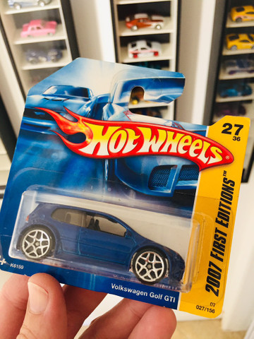 Hot wheels Volks Golf Gti - Foto 5