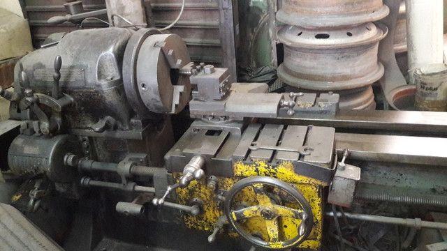 Torno Mecanico 260MM Barramento - Foto 2