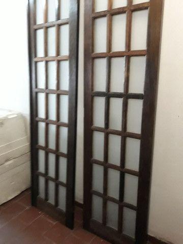 Porta de madeira ( CANELÃO ) - Foto 2
