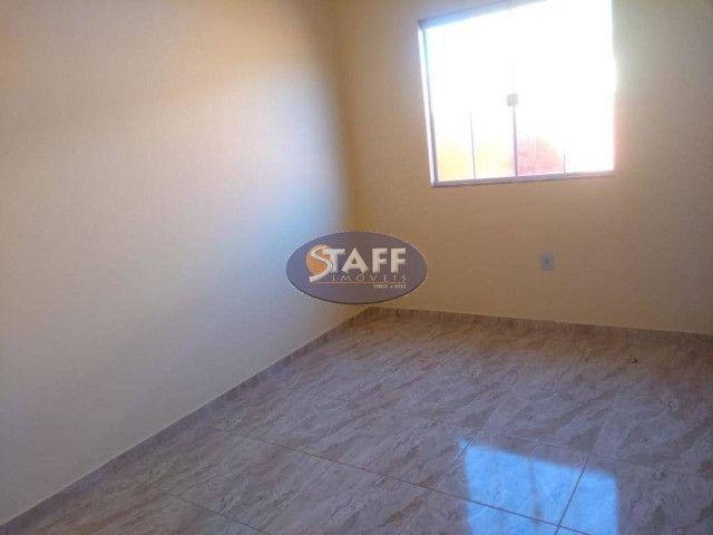 KA- Casa na Planta e com 2 quartos e suíte, em Condomínio, por R$ 100.000 - Unamar