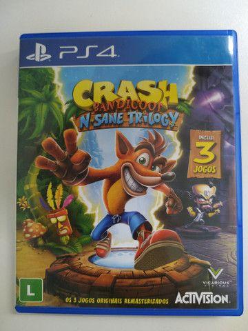 Crash trilogia