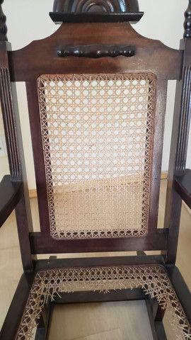 Cadeira de balanço da Vovó - Foto 5