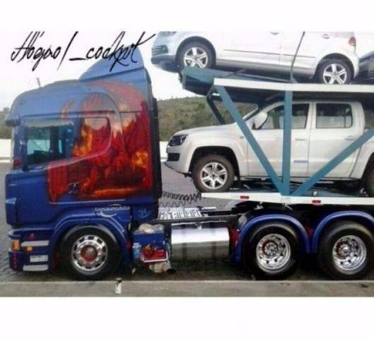 Ponto a Ponto Transporte de veiculos para todo Brasil - Foto 2