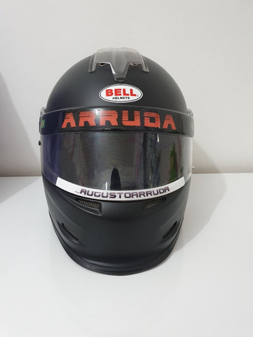Capacete Bell Gp2 Youth Tam. 54 - Foto 6