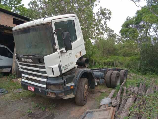 Scania 420 , 6x4 - Foto 2