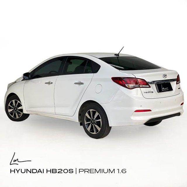 HYUNDAI HB20S PREMIUM 1.6 FLEX 16V AUT. 4P - Foto 10