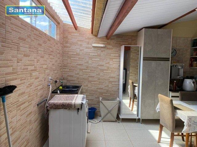 Chale com 4 dormitórios à venda, 160 m² por R$ 220.000 - Mansões das Águas Quentes - Calda - Foto 16