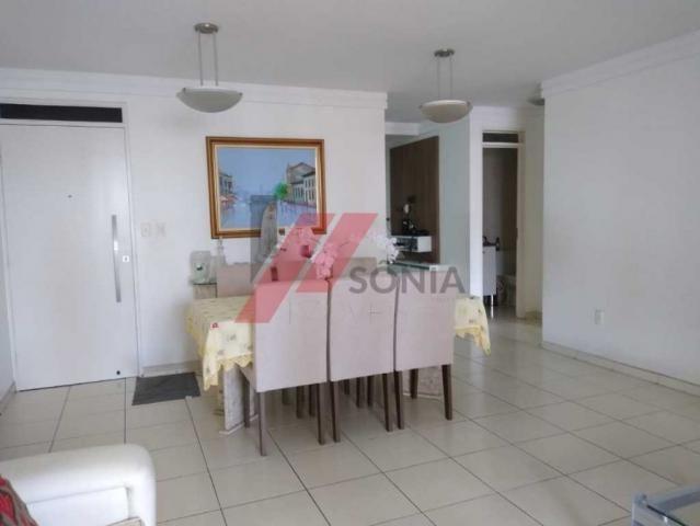 Apartamento à venda com 3 dormitórios em Manaíra, João pessoa cod:37812 - Foto 7