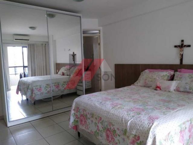 Apartamento à venda com 3 dormitórios em Manaíra, João pessoa cod:37812