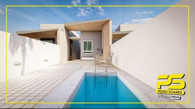 Casa com 2 dormitórios à venda por R$ 185.000,00 - Cidade Balneária Novo Mundo I - Conde/P - Foto 6