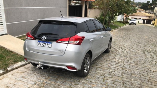 Toyota Yaris XL 2020 Aut. - 3 mil km - Somente isso ((((( 3 MIL )))))  - Foto 2