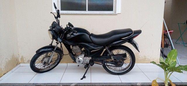 Moto Honda CG 125 Fan  - Foto 3