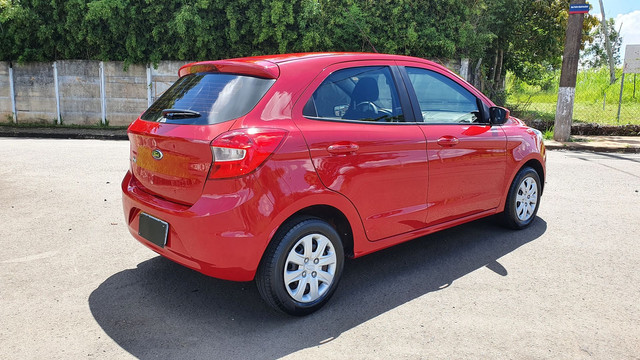Ford Ka SE 1.0 Flex 2017 Manual Completo (IPVA pago) - Foto 4