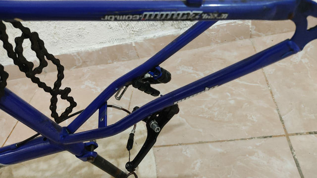 Quadro completo bike ARO 24 - Foto 6
