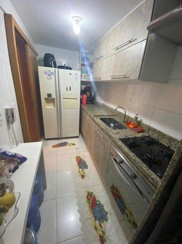 apartamento com 2 quartos á venda de porteira fechada, residencial harmonia, cuiabá-mt - Foto 8
