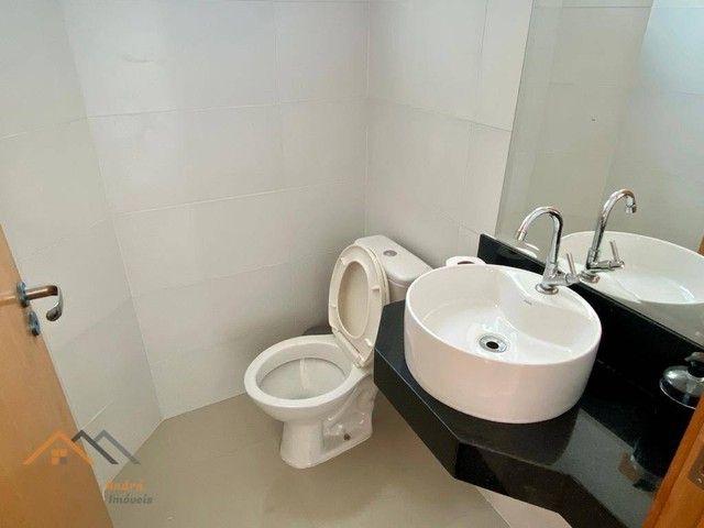 Casa com 3 quartos sendo 01 suite à venda, 98 m² por R$ 595.000 - Planalto - Belo Horizont - Foto 14