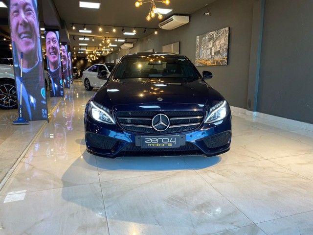 Mercedes-Benz C300 2.0 Sport 9G-Tronic 2018,Configuração Linda,Impecável  - Foto 5