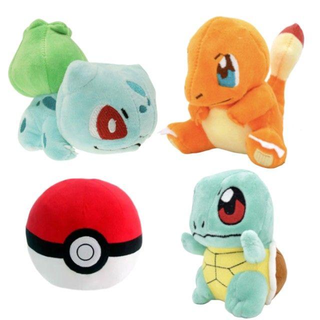 KIT com 4 Pokemons - Foto 2