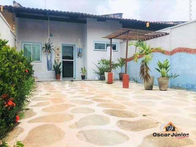 Casa com 2 dormitórios à venda, 59 m² por R$ 175.000,00 - Centro - Eusébio/CE