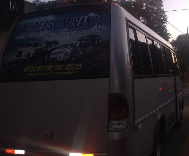 Preço Especial/MWM 4cc turbo diesel/Microônibus Volare A6 p/23 lugares/câmbio ZF 5 marchas - Foto 5