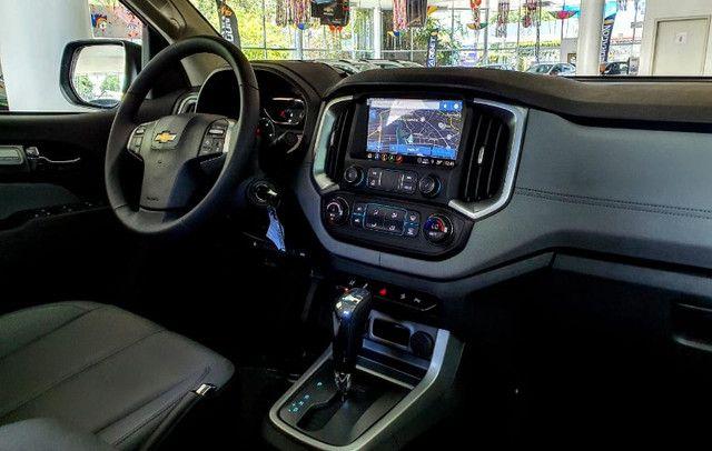 Nova Chevrolet S10 Ltz Diesel 2.8 Diesel 2022 - Foto 11