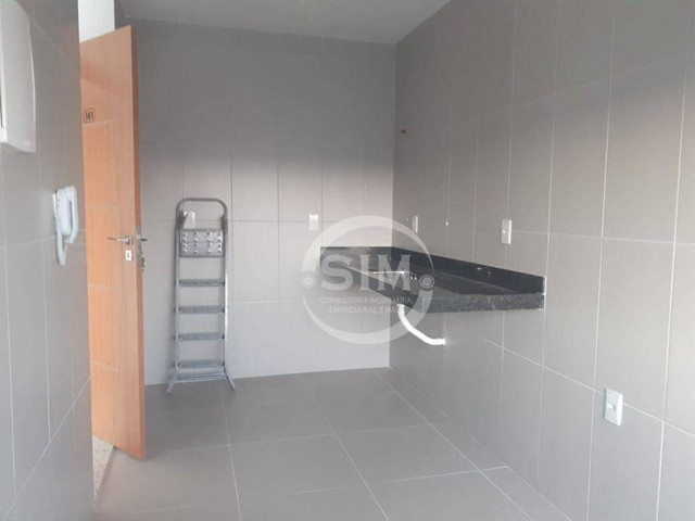 Apartamento com 2 dormitórios à venda, 75 m² - Vila Sao Pedro - São Pedro da Aldeia/RJ - Foto 2