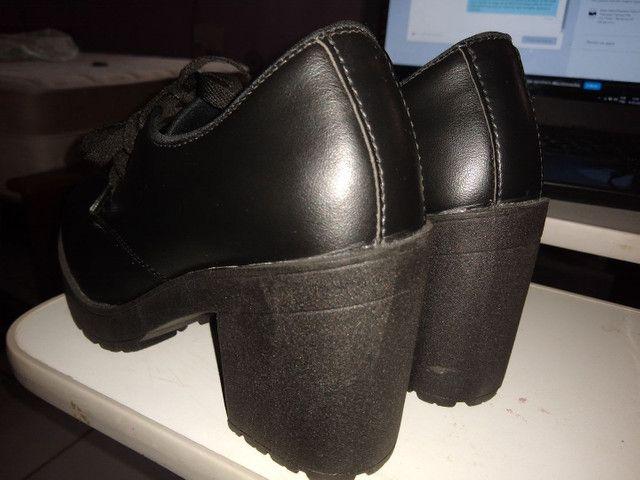 Sapato Oxford Feminino - Foto 5