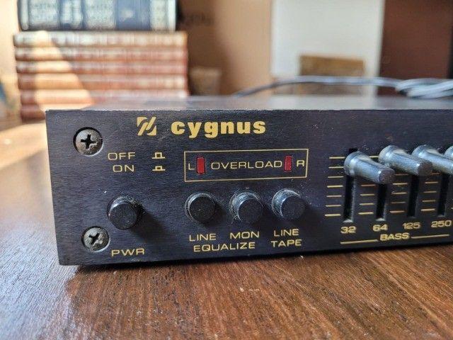 Equalizador Cygnus Ge 400 10 Bandas, 2 Entradas, 4 Saidas - Foto 4