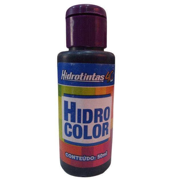 Corante Liquido Hidrocolor 50ml - Hidrotintas
