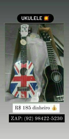 Utimas unidade mega promoção ukulele novo na caixa