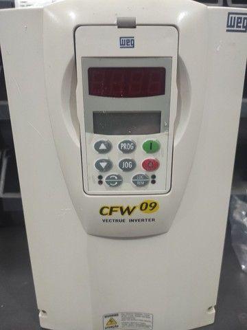 Inversor de frequência cfw09 10 cv 220 volts