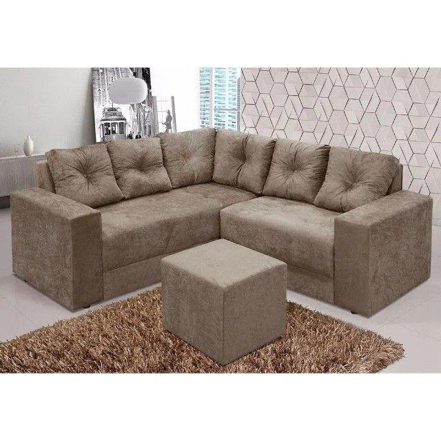 imperdivel - sofa de canto 1199,00