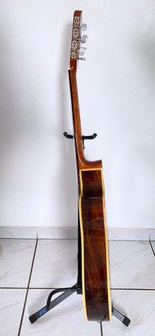 Raridade - Violão Giannini Feito à mão - Foto 3