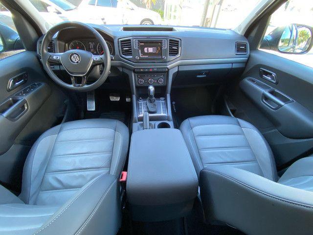 VW AMAROK 2.0 4x4 COMFORTLINE AUTOMÁTICO 2020 - Foto 11