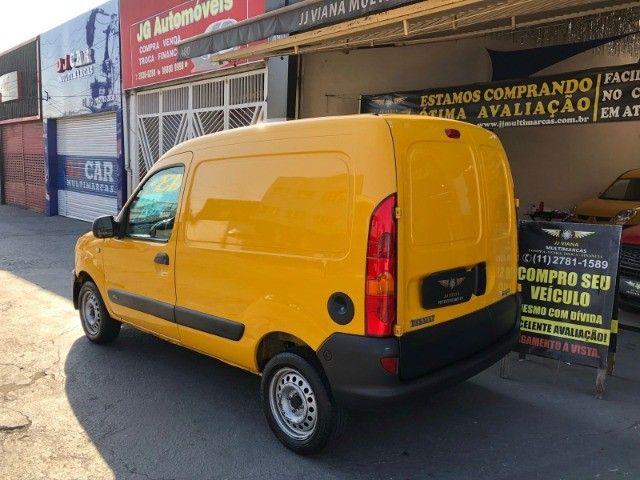 Renault Kangoo Express 1.6 Flex Completa - Baixa KM - SEM Entrada - Revisado  - Foto 3