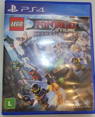 Jogos PS4 em perfeito estado! Físicos!  - Foto 6