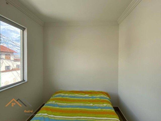 Casa com 3 quartos sendo 01 suite à venda, 98 m² por R$ 595.000 - Planalto - Belo Horizont - Foto 16