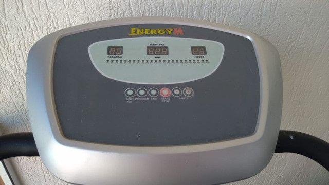 Plataforma Vibratória EnergyM Turbo Charger - Foto 3