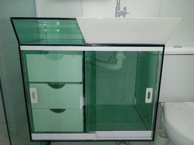 Armário de banheiro ( Gabinete)