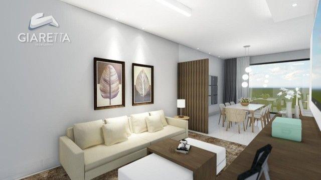 Apartamento com 3 dormitórios à venda, JARDIM GISELA, TOLEDO - PR