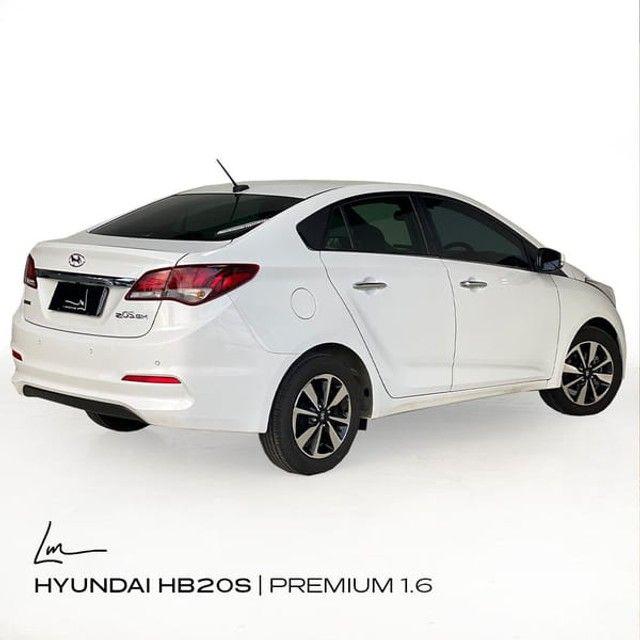 HYUNDAI HB20S PREMIUM 1.6 FLEX 16V AUT. 4P - Foto 12
