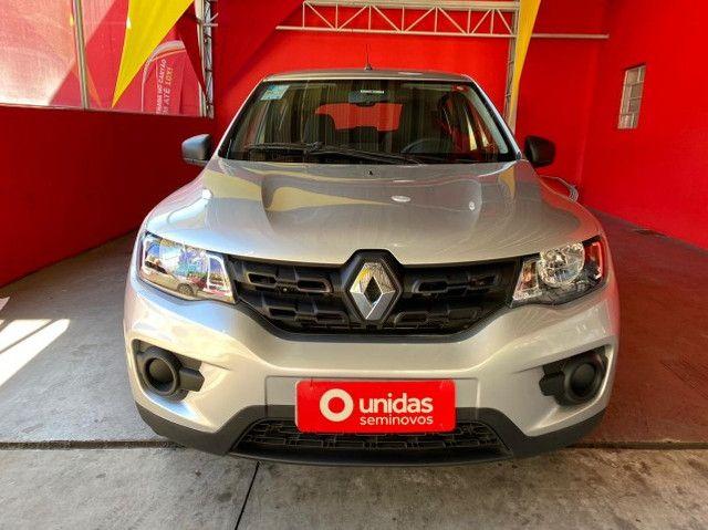 Renault Kwid 19/20 1 ano de garantia
