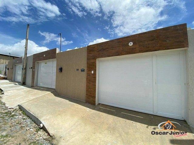 Casa com 3 dormitórios à venda, 86 m² por R$ 235.000,00 - Centro - Eusébio/CE - Foto 14