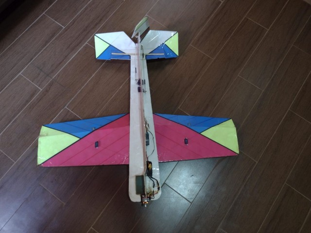 Avião aeromodelismo - Foto 4